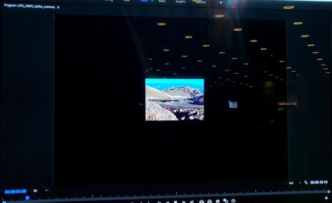NVIDIA Quadro RTX - Before Video Upscale