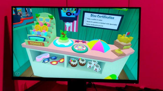 Vacation Simulator VR (SIGGRAPH 2018)