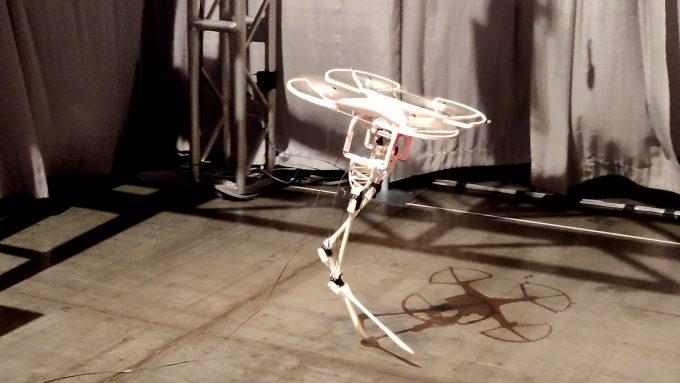 Walking Drone (SIGGRAPH 2018)