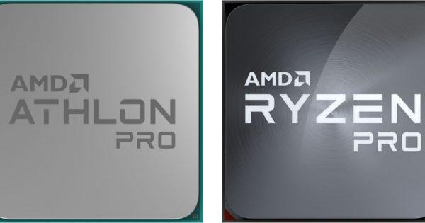 Amd Announces Athlon 200ge Apus 2nd Gen Ryzen Pro Cpus Techgage