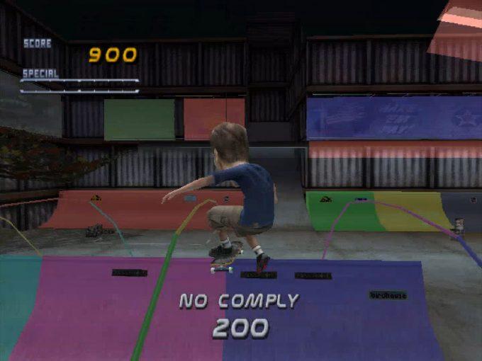 Tony Hawk's Pro Skater 2 Cheat Codes