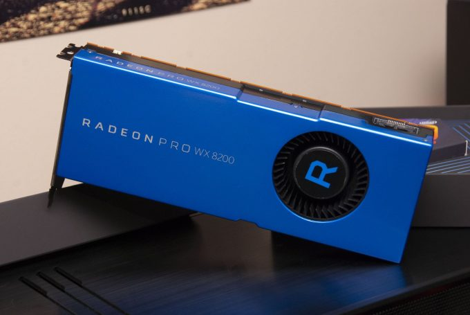 AMD Radeon ProRender: GPU, Multi-GPU & CPU+GPU Rendering