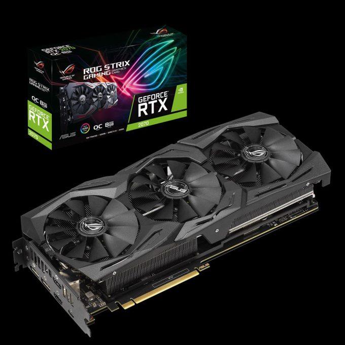 ASUS GeForce RTX 2070 STRIX