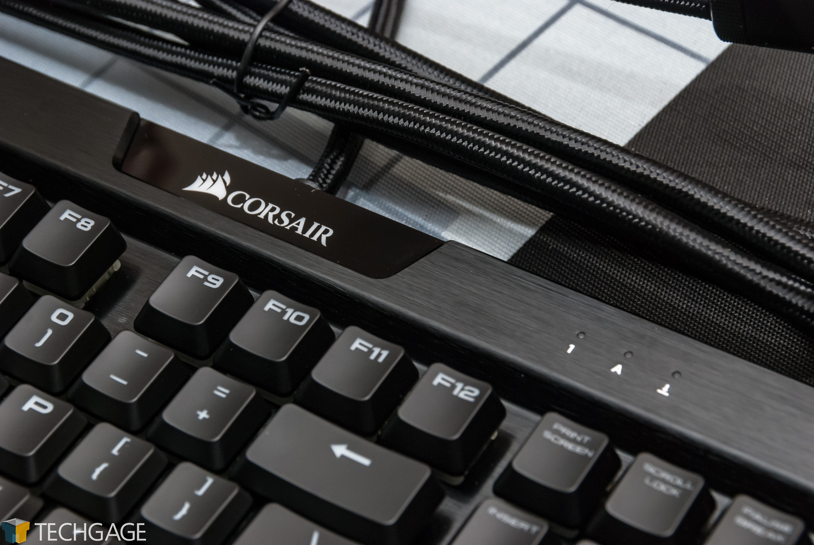 Corsair Keyboard Library