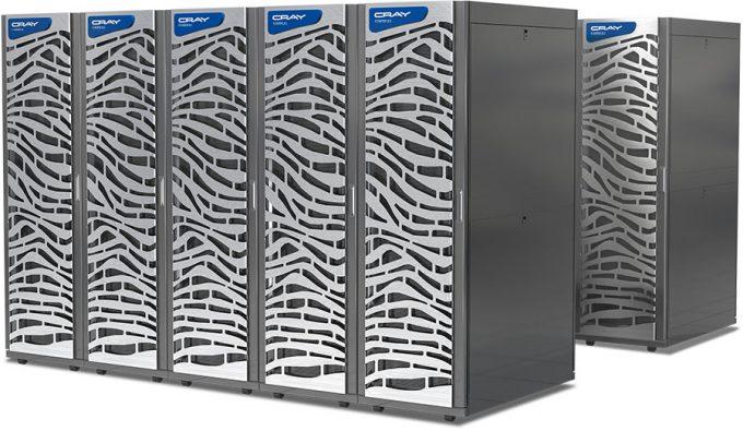Cray CS500 Cluster Supercomputer