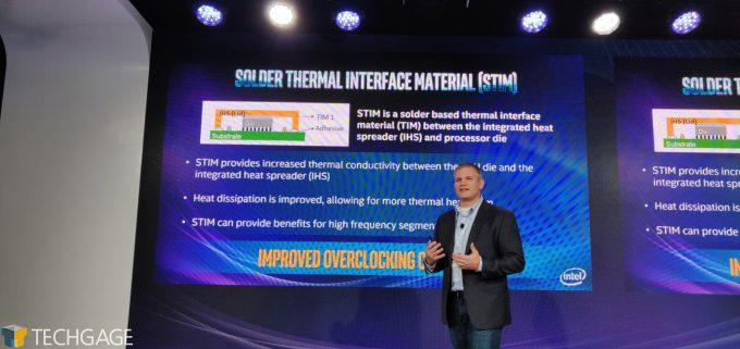 Intel 9th Gen Core CPUs Soldered Thermal Interface (TIM)