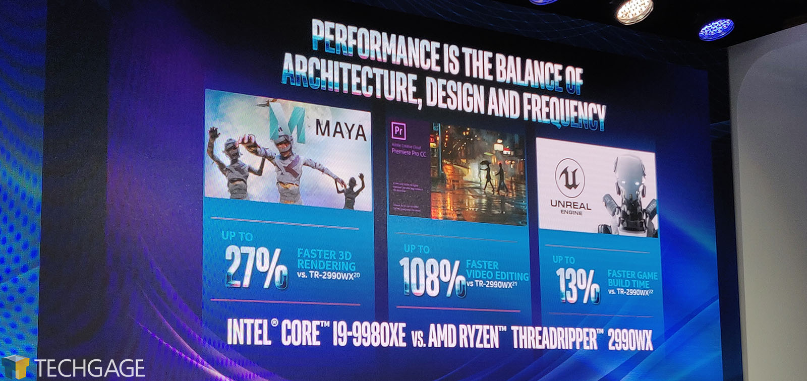Thoughts On Intel's Marketed 9th-gen Core Gaming Performance – Techgage