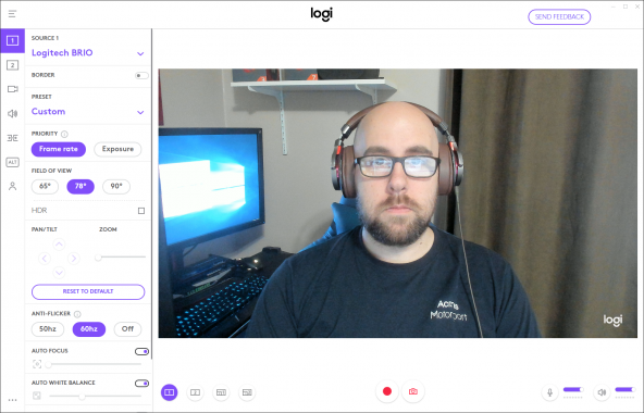 Logitech S New Capture Software Takes The Pain Out Of Webcam