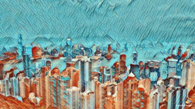 Qualcomm Snapdragon Style Transfer - After