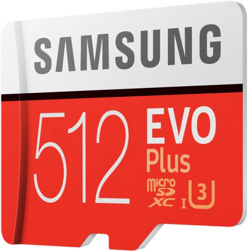 Samsung Begins Selling 512gb Evo Plus Microsd Card Priced At Over