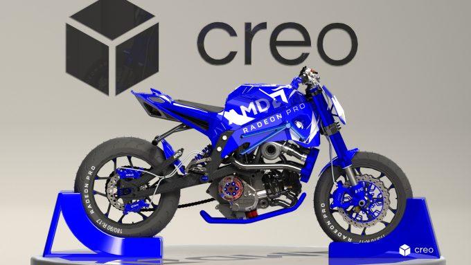 AMD Radeon ProRender PTC Creo Render