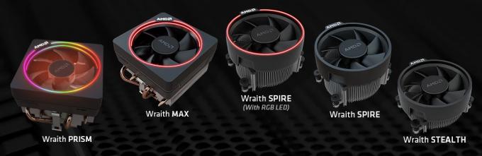 AMD Ryzen Cooler Lineup
