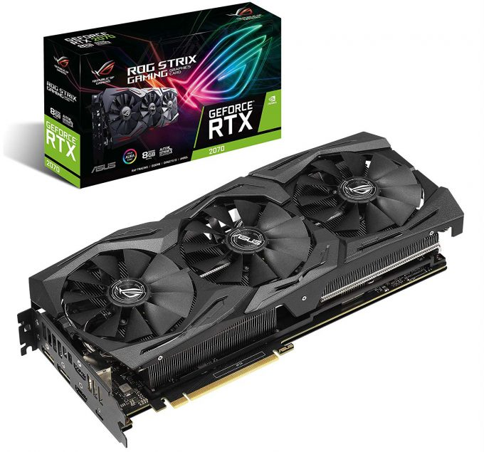 ASUS GeForce RTX 2070 ROG STRIX Feature