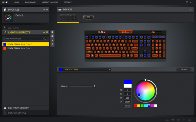 Corsair K70 RGB MK 2 Low-Profile Mechanical Keyboard Review