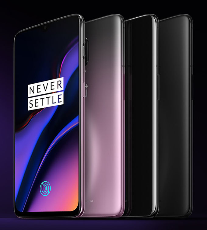 OnePlus 6T Model Lineup