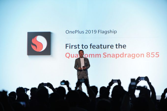 OnePlus First To Feature Qualcomm Snapdragon 855