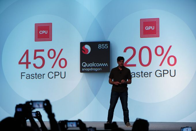 Qualcomm Snapdragon 855 Performance Improvements