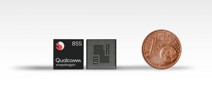 Qualcomm Snapdragon 855 SoC Compared To Penny