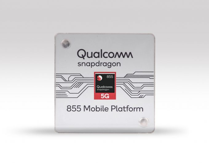 Qualcomm Snapdragon 855 and 5G In Case