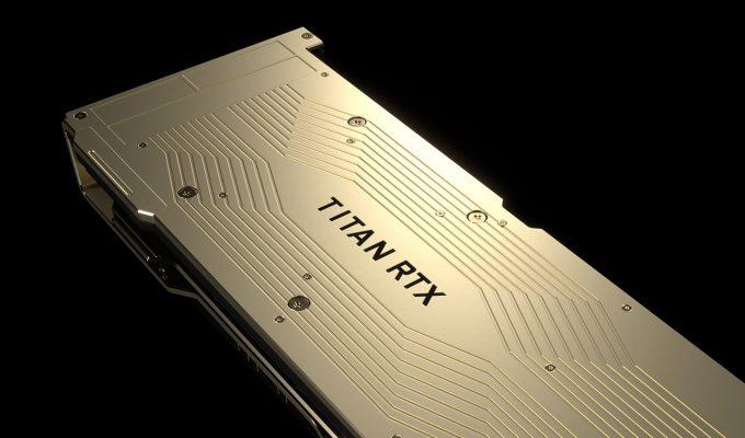 TITAN RTX Back