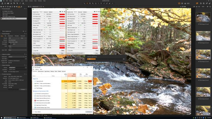 Capture One - Heavy Memory Usage