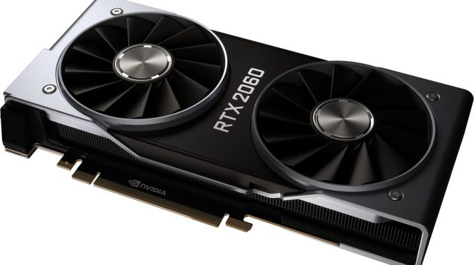 NVIDIA GeForce RTX 2060 1080p & 1440p Gaming Performance