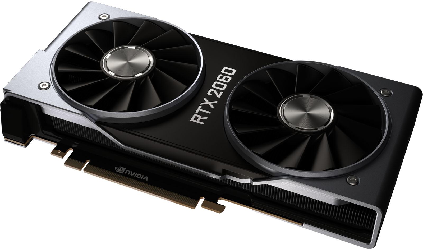 NVIDIA GeForce RTX 2060 1080p & 1440p Gaming Performance – Techgage