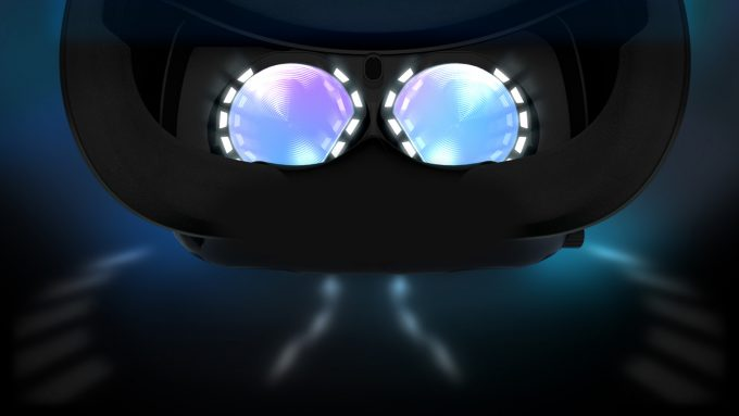 Vive Pro Eye Tracking Headset