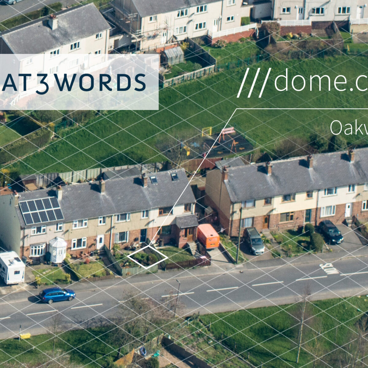 what3words Feature Image Address