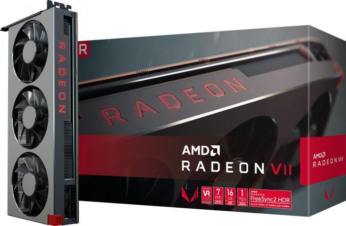A Look At Amd S Radeon Vii Workstation Compute Performance Techgage