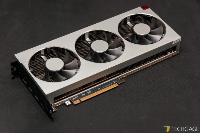 AMD Radeon VII - Overview