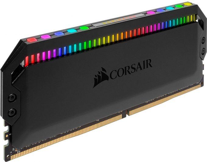 Corsair DOMINATOR Platinum RGB Memory