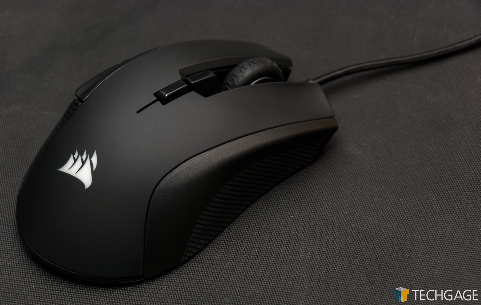 Corsair Gaming Mouse Roundup: Harpoon, M65 Elite & Ironclaw – Techgage
