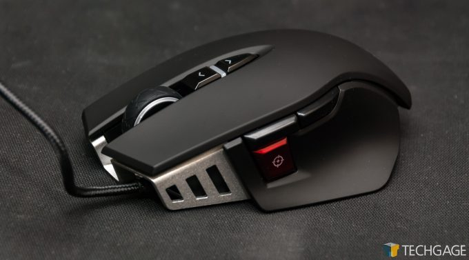 Corsair Gaming Mouse Roundup: Harpoon, M65 Elite & Ironclaw