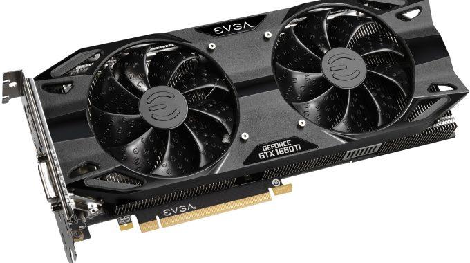 EVGA GeForce GTX 1660 Ti Xc Ultra Gaming 1080p & 1440p