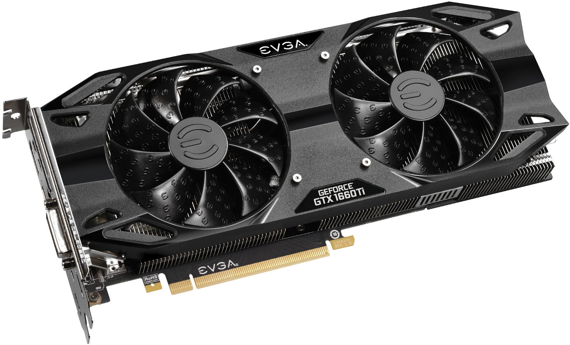 EVGA GeForce GTX 1660 Ti Xc Ultra Gaming 1080p & 1440p Gaming