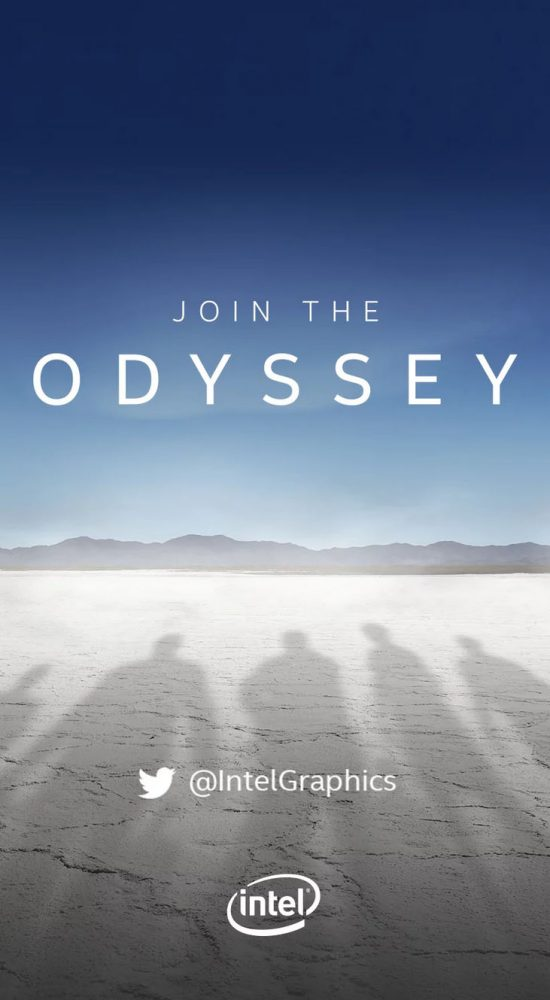Intel's Join the Odyssey