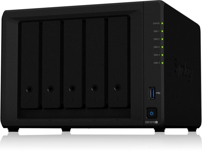 Synology DS1019+ 5-bay NAS