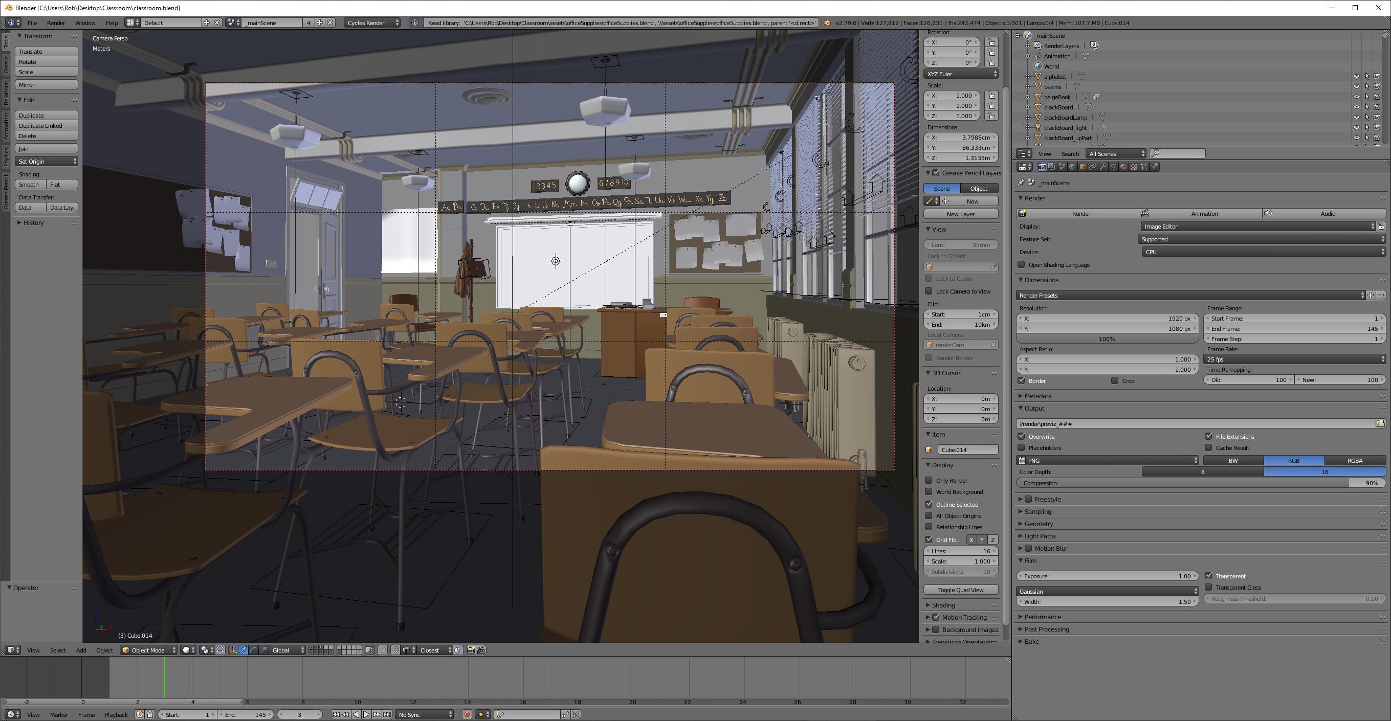 An In-depth Look At Blender 2 80 (Beta) Viewport & Rendering