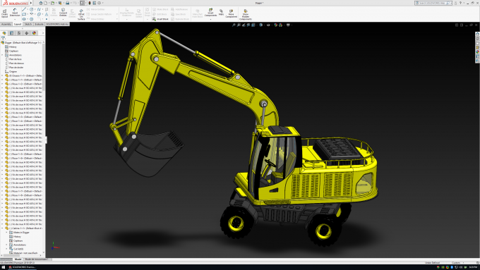 Dassault Systems SolidWorks 2019 - RealView Off