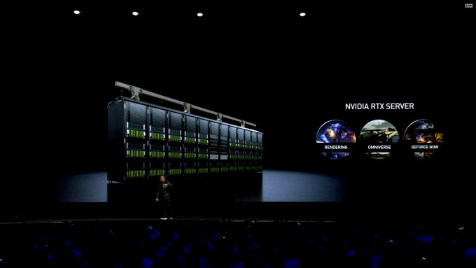 NVIDIA GTC 2019: RTX Servers, Omniverse Collaboration, CUDA