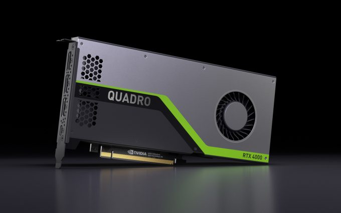 NVIDIA Quadro RTX 4000 Workstation Graphics Card