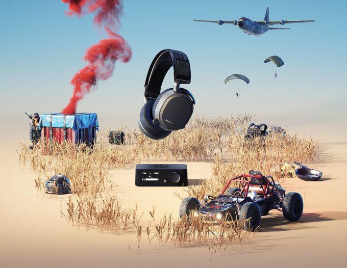SteelSeries Arctis Pro Wireless - Promo Shot