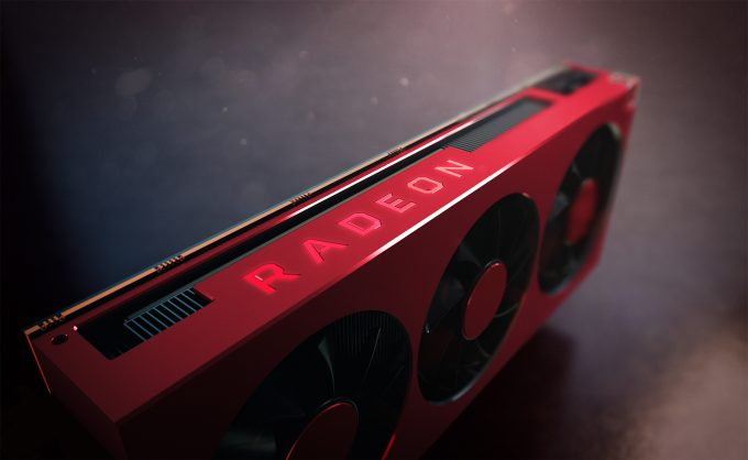 AMD Radeon VII 50th Anniversary Edition