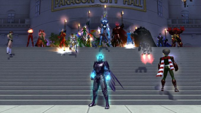 City of Heroes - Final Moments
