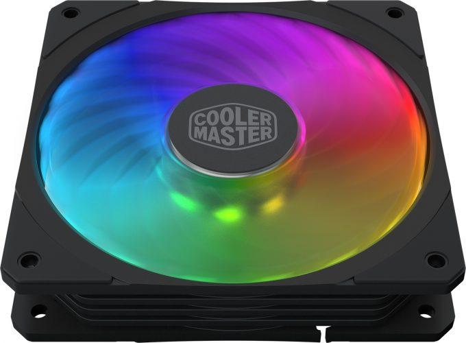 Cooler Master SF360R ARGB Square Fan Series - Single Fan