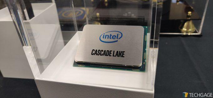 Intel Xeon Processor (Cascade Lake)
