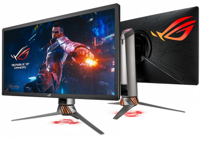 ASUS ROG Swift PG27UQX G-Sync Ultimate Mini-LED Monitor
