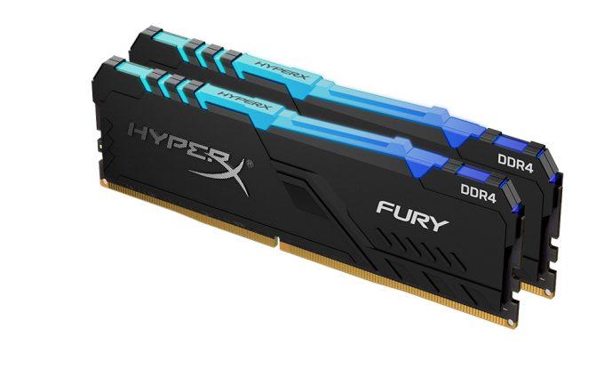 Fury DDR4 Kit RGB