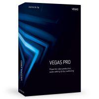MAGIX Vegas Pro 16 Box Art